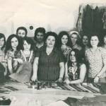 Група кравців верхнього одягу з майстром в/н Пивоваровою Аллою Борисівною
