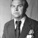 Муртазін Хайдар Абдулович - випускник училища 1952 р., механік по обслуговуванню і ремонту швейних машин