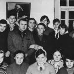 Перша група майстра в/н взуттьовиків Лазоренко Івана Васильовича, 1970 рік