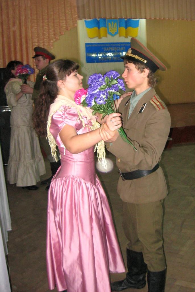Танцювальний гурток