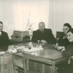 1962 р - Директор Тумар Бронислав Нікіфорович, заступники Ольвач Антоніна Прокопівна, Чуйко Ганна Іванівна, Рижиков Микола Іванович