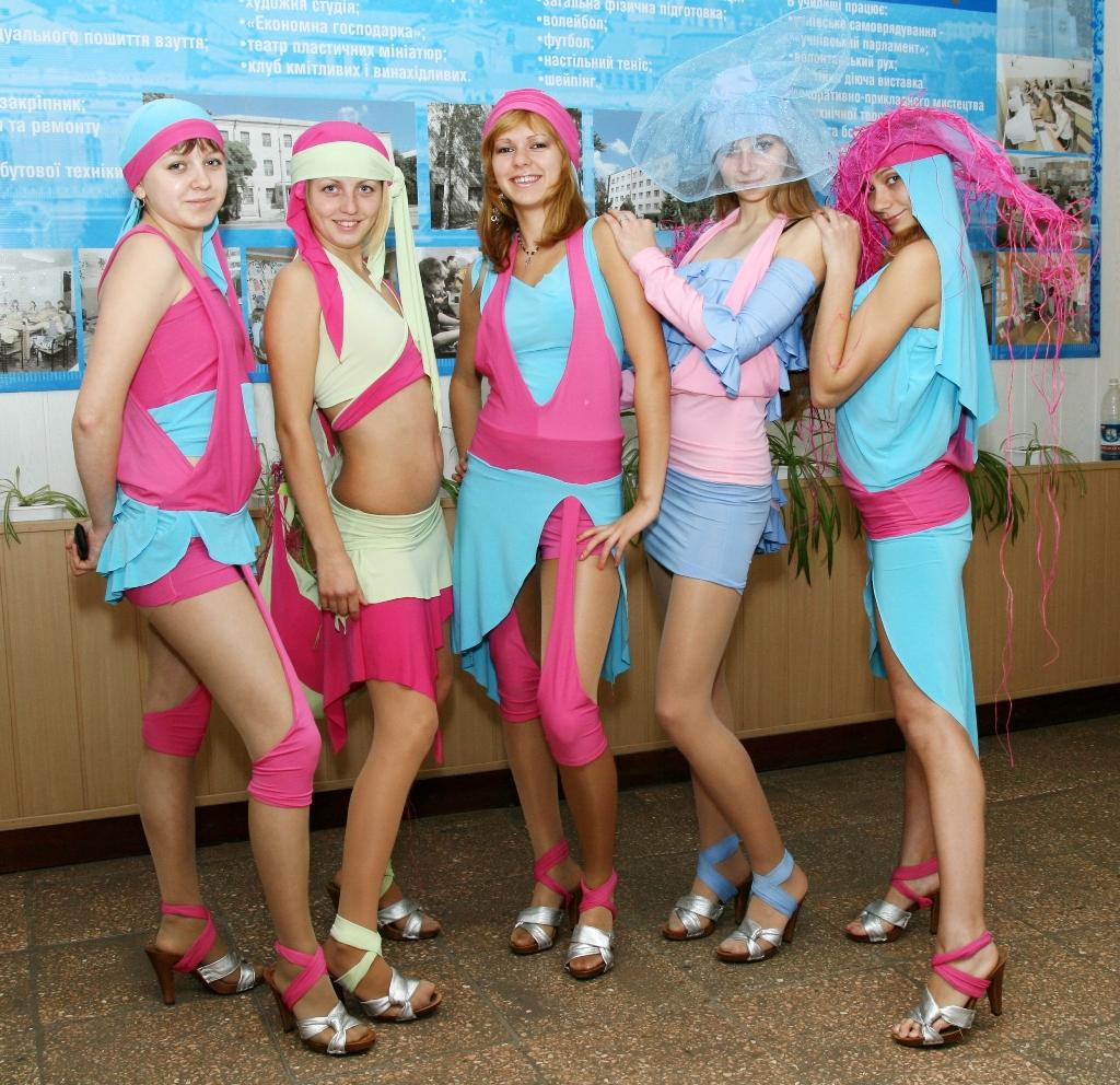 Колекція літнього одягу «Beach club party»