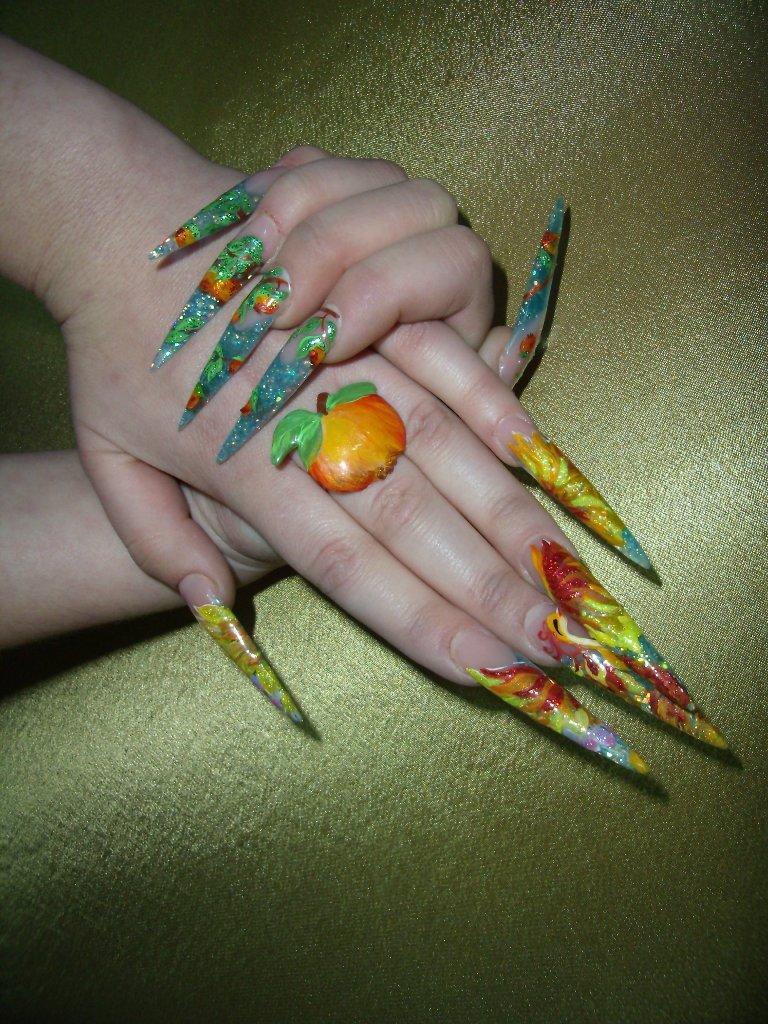 Робота Осики Олени «Жар-птиця»