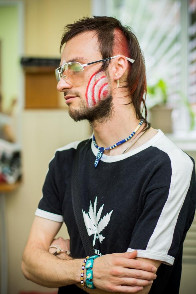 Роботи учнів професії перукар