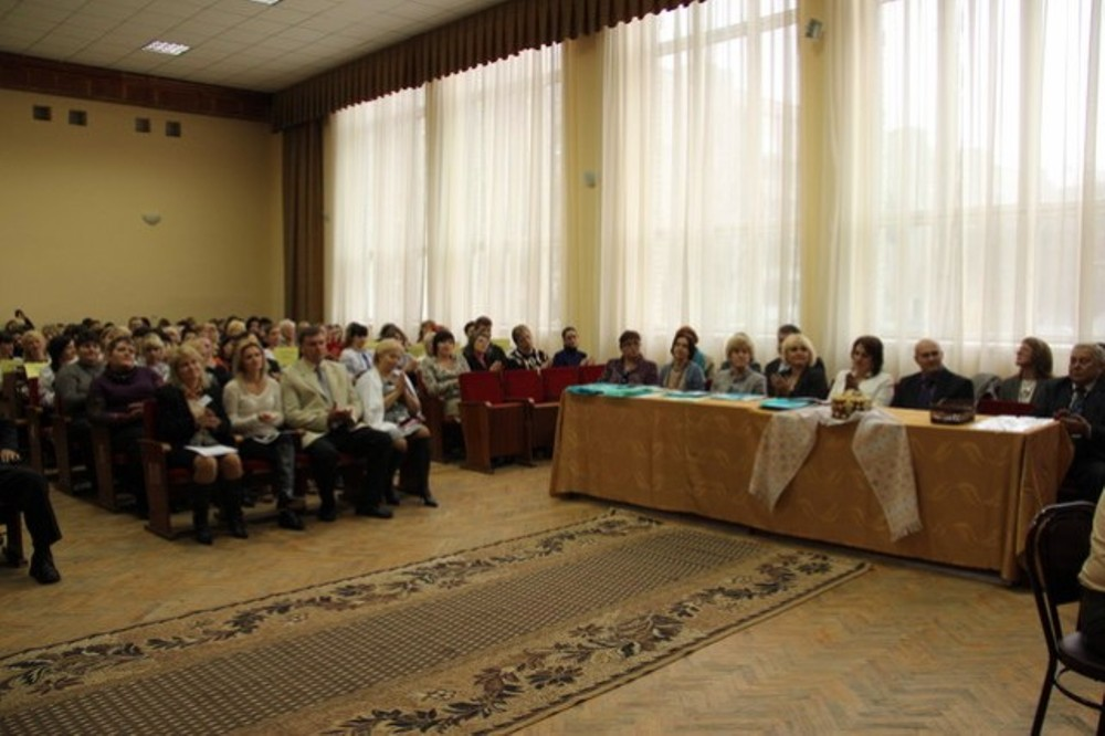Урочисте відкриття Всеукраїнського конкурсу
