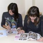 Відвідувачі читального залу