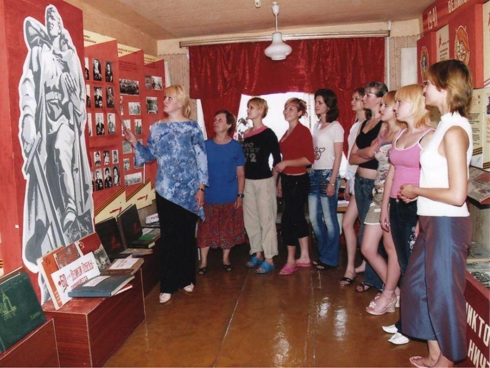 Кімната-музей бойової слави