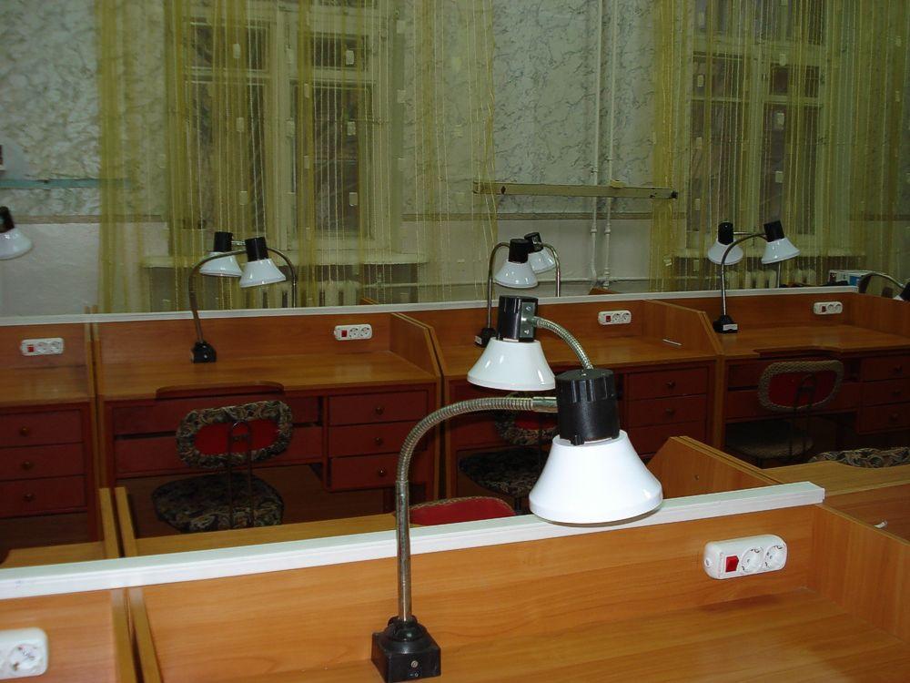 Навчальний кабінет для практичної підготовки з професії «Ювелір-монтувальник, ювелір-закріпник»