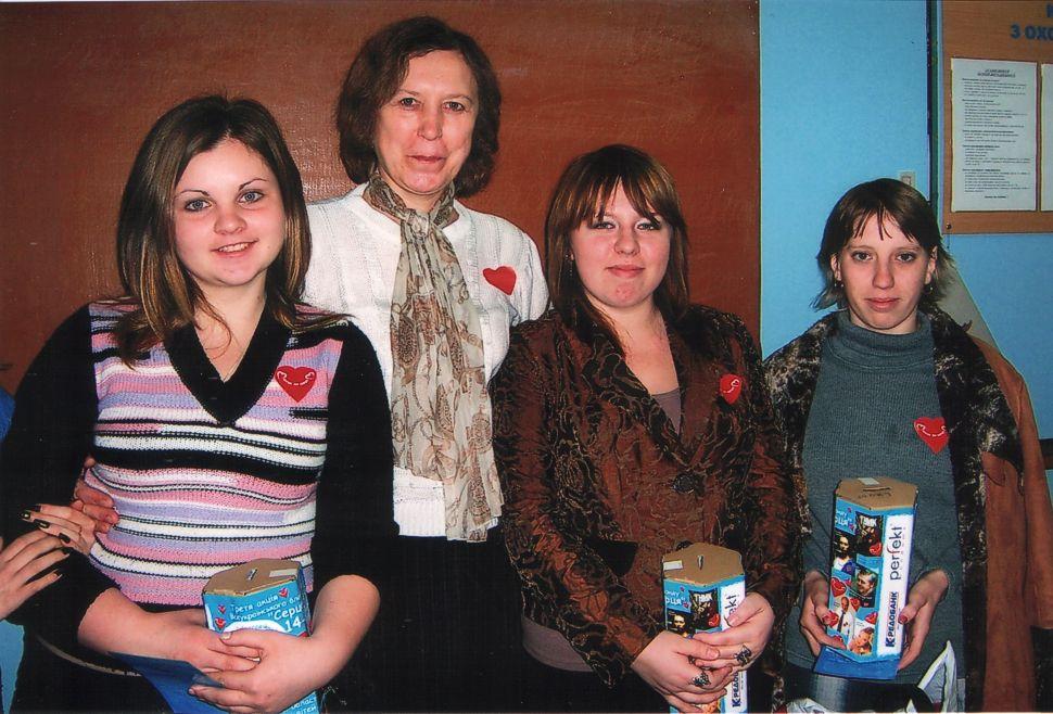 Проведення благодійної акції «Серце до серця» по збору коштів для лікування дітей з вадами зору (1)