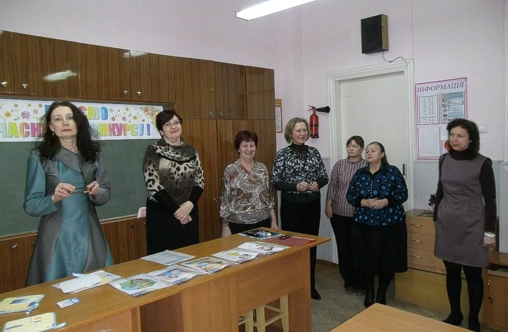 Привітання учасників конкурсу членами журі