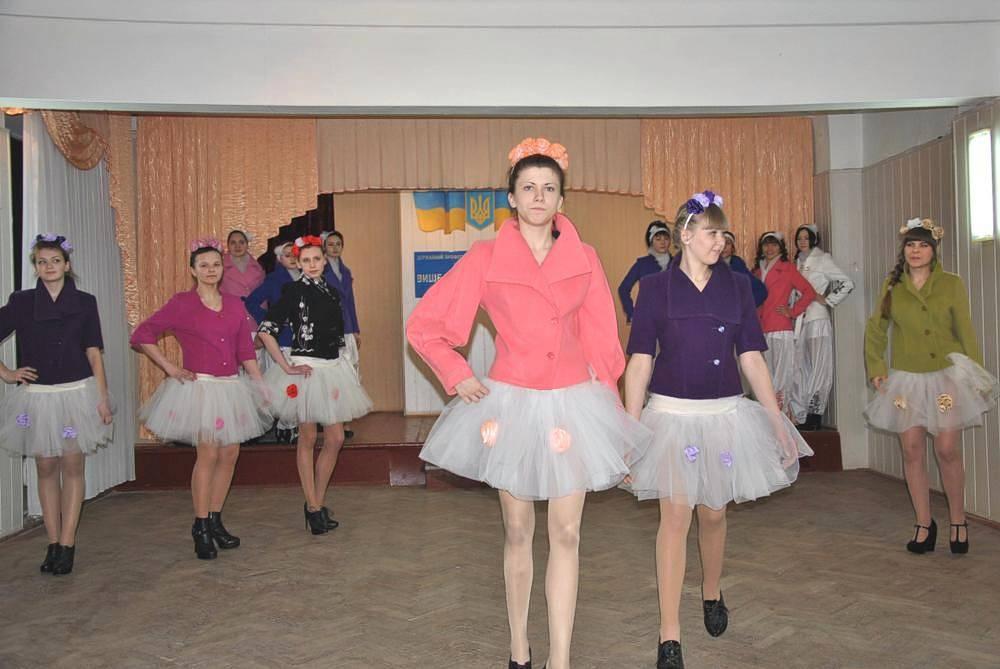 Театр мод «Шарм» - Колекція одягу «Сучасна-Україна»