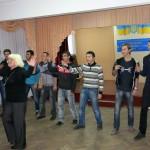 Виступ групи 18-14 «Взуттьовик»