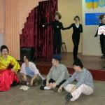 Виступ учнів групи 3-14 Перукар, манікюрник, педикюрник