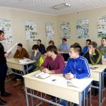Урок-реквієм у групі 18-14