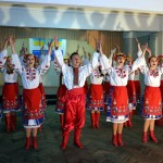 Виступ хорового колективу «Україна - це я»