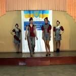 Театр мод з колекцією одягу «Політ»