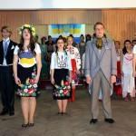 Хорове читання «Любіть Україну»