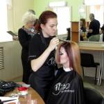 Виконання практичної роботи учасниками конкурсу (3)