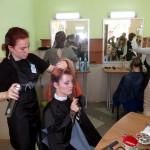 Виконання практичної роботи учасниками конкурсу (4)