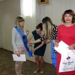 Вручення подарунків учасникам конкурсу
