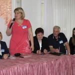 Привітання учасників членом журі Поляковою Людмилою Ігорівною
