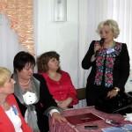 Привітання члена журі Хайдаровою Жанною Петрівною