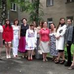 рупа 12-14 з майстрами, старшим майстром Долженко НВ і заступником з НВР Нечіпор СВ