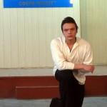 Поема «Іван Підкова» у виконанні учасника гуртка «Художнє слово» Павла Саніна