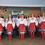 Пісня «Україна - це ми» у виконанні хорового колективу училища