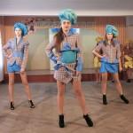 Театралізоване дефіле театру мод «Шарм» «Хочу жити без війни»