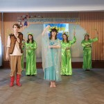 Уривок з п'єси «Лісова пісня» у виконанні театрального гуртка