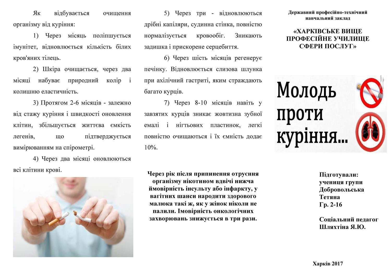 молодь проти куріння_Страница_1
