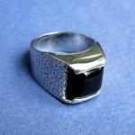 Робота Губіна Дмитра -перстень з оніксом