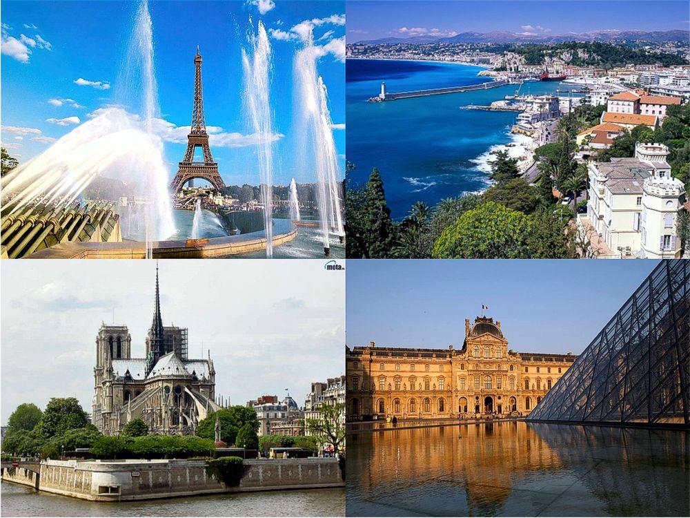 коллаж Франція