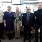 Смоліна Н.Ю. з Вікторією Грецькою-Миргордською та учасниками форуму